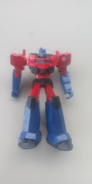 Optimus prime toy transformer for Sale in Los Angeles, CA