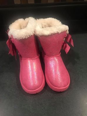 Cute Pink Snow Boots for Girls for Sale in Round Rock, TX