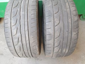 255/40r18 Bridgestone for Sale in Long Beach, CA