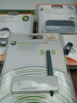 Xbox 360 Wireless accessories for Sale in Prattville,  AL