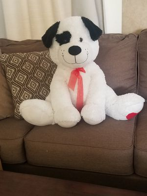 Very Large Plush Stuffed Animals Dog & Gorilla Ape Huge Large King Super size for Sale in Arvada, CO