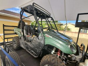 2008 Yamaha Rhino 700fi for Sale in West Covina, CA