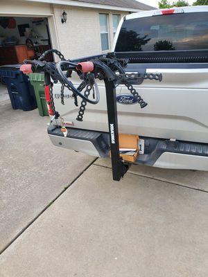 Yakima full tilt bike rack holds 4 bikes for Sale in Hutto, TX
