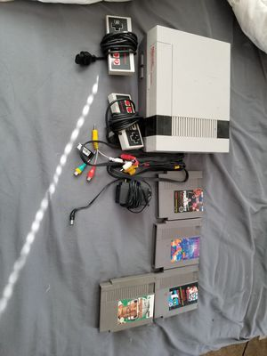 Nintendo nes system for Sale in Phoenix, AZ