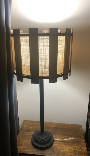 Living room lamp (2 of them) for Sale in Rockville, MD