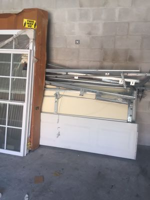 I'm selling my 2 garage doors 7 feet wide at $375 each for Sale in Belle Isle, FL