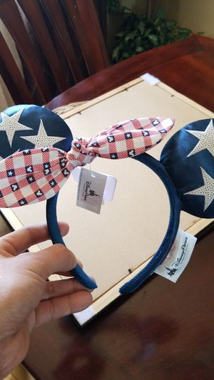 Mickey ears 4th of July for Sale in Cypress, CA