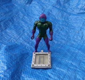 Marvel Secret Wars Kang Action Figure With Shield 1984 Mattel Vintage for Sale in Pasadena, CA