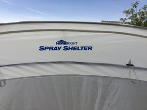 SPRAY SHELTER TENT for Sale in Las Vegas, NV