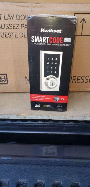 New smartloock, for Sale in San Bernardino, CA