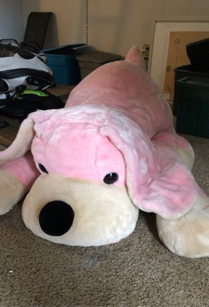 Huge pink dog for Sale in Seattle, WA