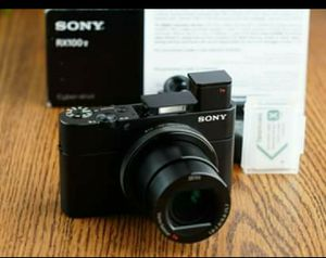 Sony RX100 VA - (DSC-RX100M5A) CMOS Digital Camera 4K for Sale in Old Westbury, NY