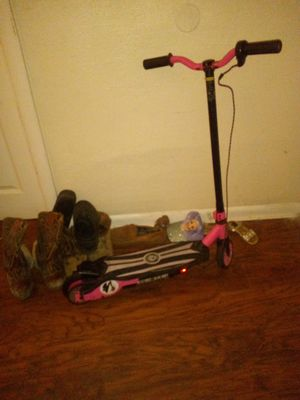 Pulse electric scooters (2) for Sale in Overland Park, KS