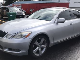 2007 Lexus GS350 for Sale in Milwaukie,  OR
