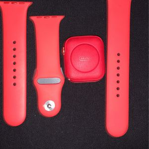 Apple Watch Series 6 (Red) for Sale in Washington, DC