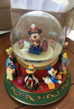 Large Disney Snow Globe for Sale in Miramar, FL