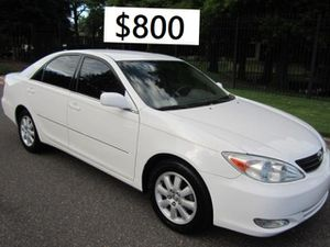 FWD$800 2005 Toyota Camry XLE protection system for Sale in Washington, DC