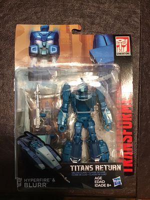 Transformers Titans Return Blurr for Sale in Long Beach, CA