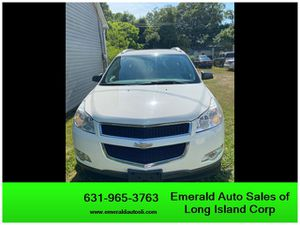 2012 Chevrolet Traverse for Sale in Mastic, NY