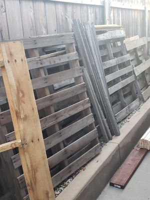 FREE Pallets for Sale in San Diego, CA