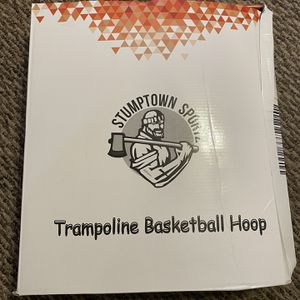 Trampoline Basketball Hoop for Sale in Indianapolis, IN