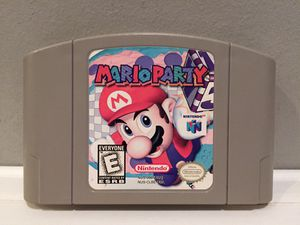 Mario Party 1 - N64 Nintendo 64 Game Pak for Sale in Naperville, IL