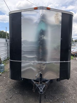 2013 7x16 Enclosed Trailer Dual Axle for Sale in Tampa, FL