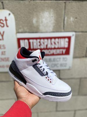 Jordan 3 'Denim' for Sale in Pasadena, CA