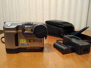Sony digital camera 1.3mp mavica floppy disk for Sale in Portland, OR