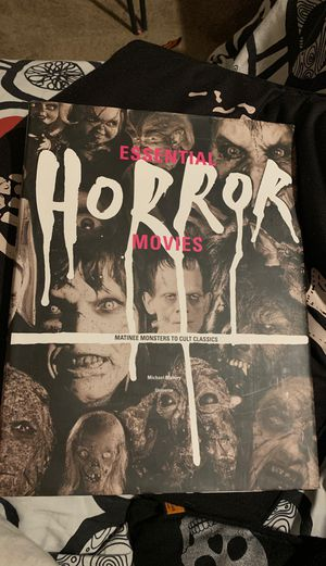 Essential horror movies for Sale in Phoenix, AZ