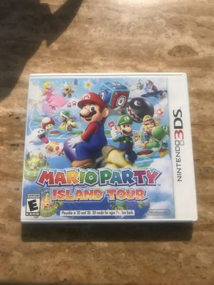 Mario Party Island Tour for Sale in Renton, WA