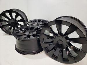 """20"""" Tesla Model Y Factory OEM Original Wheels Rims for Sale in Long Beach, CA"""