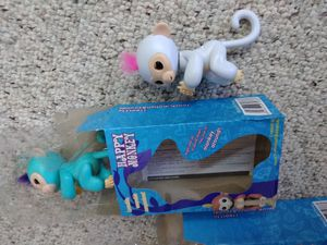 *New Electronic Interactive *Happy Monkey finger toy for Sale in UT, US