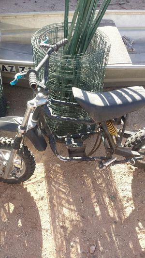 Mini bike frame for Sale in Eagar, AZ