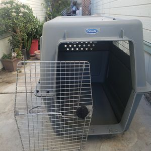 Big Dog Cage Extra Lage, Excellent condition for Sale in Santa Ana, CA