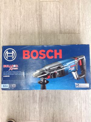 """Bosch 11255vsr RT 1"""" SDS-plus bulldog xtreme ROTARY HAMMER Drill for Sale in Dearborn Heights, MI"""