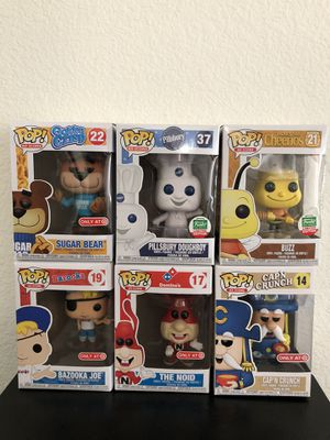 Funko Pop Ad Icons Bundle Buzz for Sale in Cypress, CA