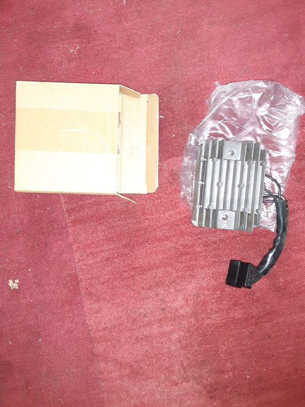 Rectifier for Motorcycle