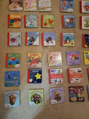 Baby board books, kids board books, chick fil a board books for Sale in Centreville, VA