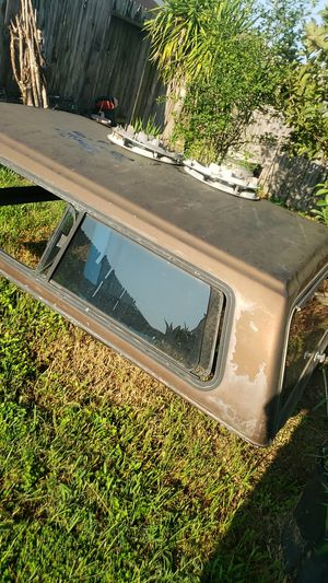 Camper shell for Sale in Tomball, TX