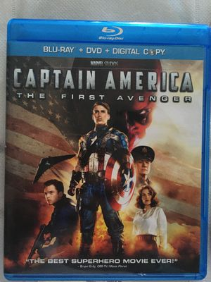Captain America the first avenger for Sale in Young, AZ