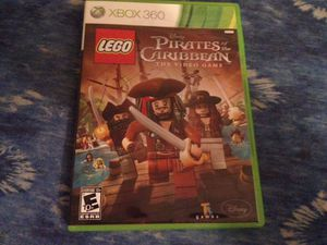 Xbox 360 Lego Pirates of the Caribbean for Sale in Orlando, FL