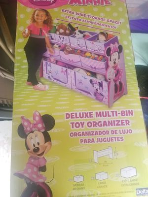 Minnie Mouse Toy Organizer for Sale in Colma, CA