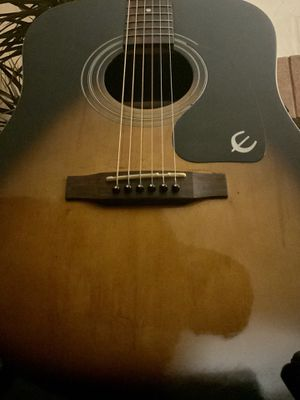Acoustic Guitar- Epiphone PR-150 VS Guitar for Sale in Pittsburgh, PA