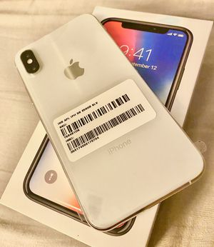 Brand New IPhone XS 256GB light grey for Sale in Torrance, CA