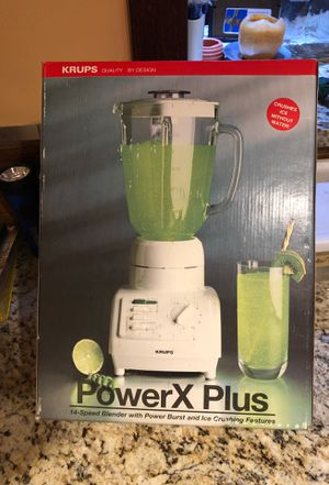 BLENDER POWERx 14 speed brand new never used for Sale in Norridge, IL
