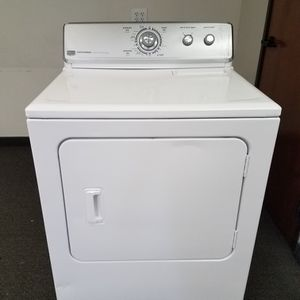 Maytag Electric Dryer, Great Working👍,Free Delivery Only For First Floor🚀🚚👷♂️Free installation👨 for Sale in Richardson, TX