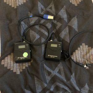 Wireless G3 Sennhesier Wireless Mics for Sale in Phoenix, AZ