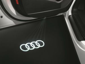 OEM Audi Beam Rings Puddle Lights for Sale in Ashburn, VA