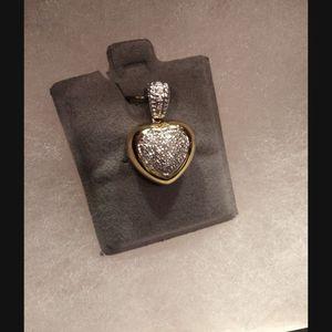 Diamond Heart Pendant for Sale in Marietta, GA